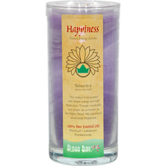 HGR0285288 - Aloha BayChakra Candle Jar Happiness - 11 oz