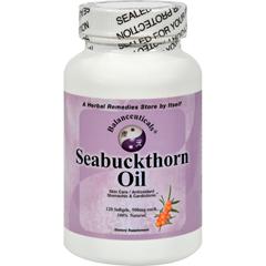 HGR0286419 - BalanceuticalsSeabuckthorn Oil - 120 Caps