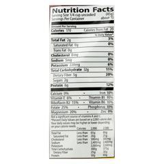HGR0287938 - Eden Foods - Red Quinoa - Organic - Case of 12 - 16 oz.