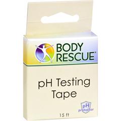 HGR0288852 - Body RescuepH Testing Tape - 1 ct