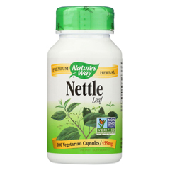 HGR0296707 - Nature's WayNettle Leaf - 100 Capsules