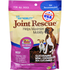 HGR0297648 - Ark NaturalsSea Mobility Joint Rescue Beef Jerky - 9 oz