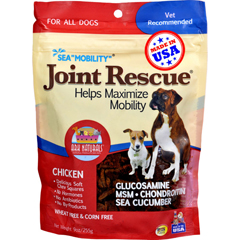 HGR0297655 - Ark NaturalsSea Mobility Joint Rescue Chicken Jerky - 9 oz