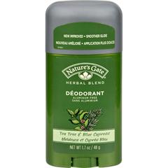 HGR0303867 - Nature's GateTea Tree Deodorant - 1.7 oz