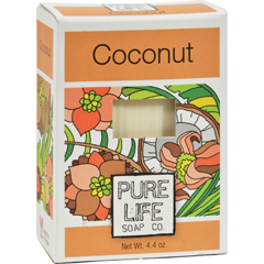 HGR0304360 - Pure LifeSoap Coconut - 4.4 oz