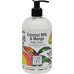 HGR0304642 - Pure LifeBody Lotion Coconut and Mango - 14.9 fl oz