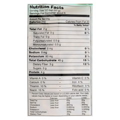 HGR0305250 - Tinkyada - Organic Brown Rice Elbows - Case of 12 - 12 oz