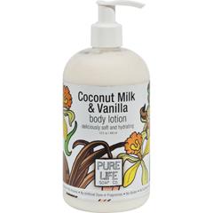 HGR0305383 - Pure LifeBody Lotion Coconut and Vanilla - 14.9 fl oz