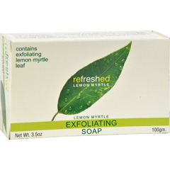 HGR0305631 - Tea Tree TherapyLemon Myrtle Soap Exfoliating - 3.5 oz