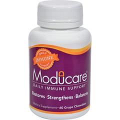 HGR0305649 - ModucareImmune System Support Grape - 60 Chewable Tablets