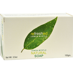 HGR0305672 - Tea Tree TherapyLemon Myrtle Natural Soap - 3.5 oz