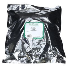 HGR0310763 - Frontier Herb - Rosemary Leaf - Whole - Extra Fancy Grade - Bulk - 1 lb