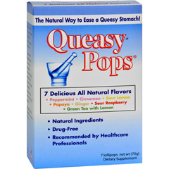 HGR0313429 - Three LolliesQueasy Pops - Assorted - 7 Pack