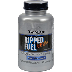 HGR0316554 - TwinlabRipped Fuel Extreme - 60 Capsules