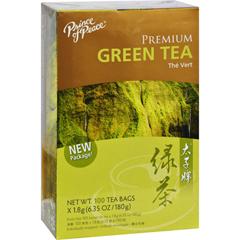 HGR0319350 - Prince of PeacePremium Green Tea - 100 Tea Bags