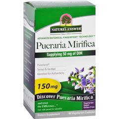 HGR0320846 - Nature's AnswerPueraria Mirifica Estro Balance - 60 Vegetarian Capsules