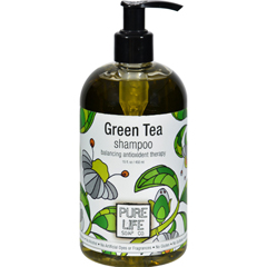 HGR0321570 - Pure LifeShampoo Green Tea - 15 fl oz
