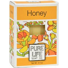 HGR0321596 - Pure LifeSoap Honey - 4.4 oz
