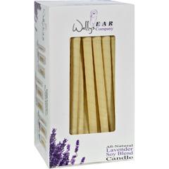 HGR0321893 - Wally's Natural ProductsCandles -Soy Blend Lavender - Case of 75