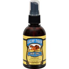 HGR0322594 - Lucky TigerHead to Tail Deodorant and Body Spray - 3.4 fl oz