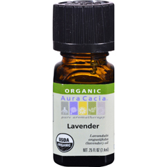 HGR0323931 - Aura CaciaOrganic Lavender - .25 oz