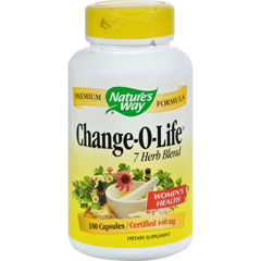 HGR0324384 - Nature's WayChange-O-Life 7 Herb Blend - 180 Capsules