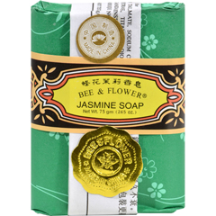 HGR0324400 - Bee and Flower - Soap Jasmine - 2.65 oz - Case of 12
