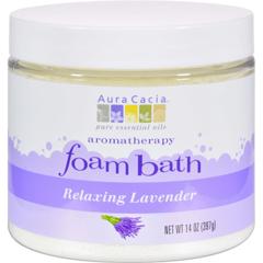 HGR0324897 - Aura CaciaFoam Bath Relaxing Lavender - 14 oz