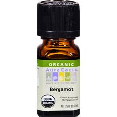 HGR0325456 - Aura CaciaOrganic Bergamot - .25 oz
