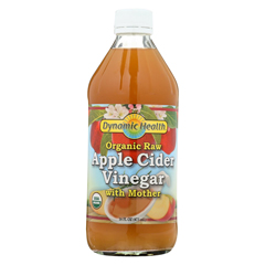 HGR0328831 - Dynamic HealthOrganic Apple Cider Vinegar with Mother - 16 fl oz