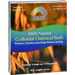 HGR0329862 - Rainbow Research - Colloidal Oatmeal Bath - Pack of 3 - 1.5 oz