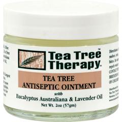 HGR0333716 - Tea Tree TherapyAntiseptic Ointment Eucalyptus Australiana and Lavender Oil - 2 oz