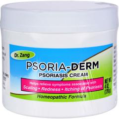 HGR0334615 - Dr. Zang HomeopathicPsoria-Derm Cream - 4 oz