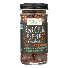 HGR0334961 - Frontier Herb - Red Chili Peppers - Crushed - 1.2 oz.