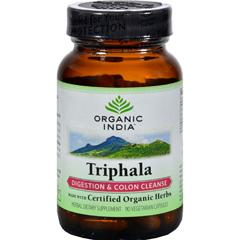 HGR0338731 - Organic IndiaTriphala - 90 Vegetarian Capsules