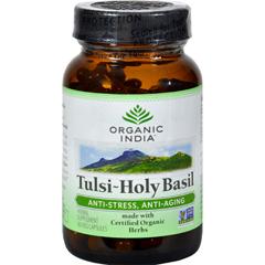 HGR0338756 - Organic IndiaTulsi Holy Basil - 90 Vegetarian Capsules