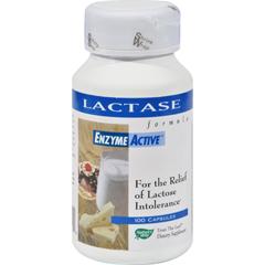 HGR0339002 - Nature's Way - Lactase Formula - 100 Capsules