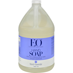 HGR0342832 - EO ProductsLiquid Hand Soap French Lavender - 1 Gallon