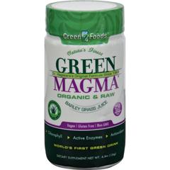 HGR0349381 - Green FoodsDr Hagiwara Green Magma Barley Grass Juice Powder - 250 Tablets