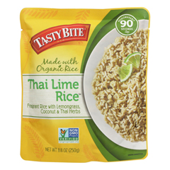 HGR0350462 - Tasty Bite - Rice - Thai Lime - 8.8 oz.. - case of 6