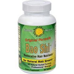 HGR0353284 - Biomed HealthBao Shi Restore Hair Nutrients - 90 Capsules