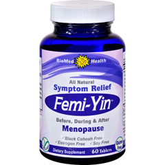 HGR0353383 - Biomed HealthFemi-Yin Peri and Menopause Relief - 60 Capsules