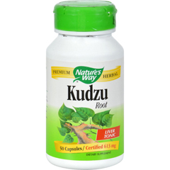 HGR0354142 - Nature's Way - Kudzu Root - 50 Capsules