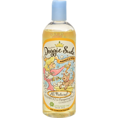 HGR0354449 - Austin RoseCarolines Doggie Sudz Shampoo for Pampering Pooch - Mango and Neem - 16 oz