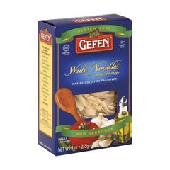 HGR0356733 - Gefen - Noodles Wide - Case of 12 - 9 oz..