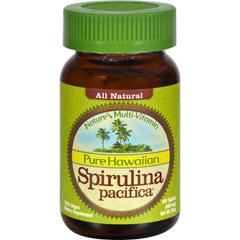 HGR0357566 - Nutrex HawaiiPure Hawaiian Spirulina Pacifica - 500 mg - 100 Tablets