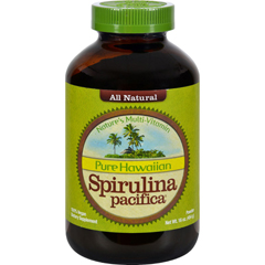 HGR0357582 - Nutrex HawaiiPure Hawaiian Spirulina Pacifica - 16 oz