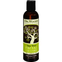 HGR0360701 - Dr. WoodsFacial Cleanser - Tea Tree - 8 oz