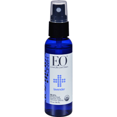HGR0362103 - EO ProductsHand Sanitizer Spray - Lavender - 2 fl oz - Case of 6