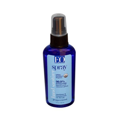HGR0362483 - EO ProductsHand Sanitizer Spray - Peppermint - Case of 6 - 2 oz